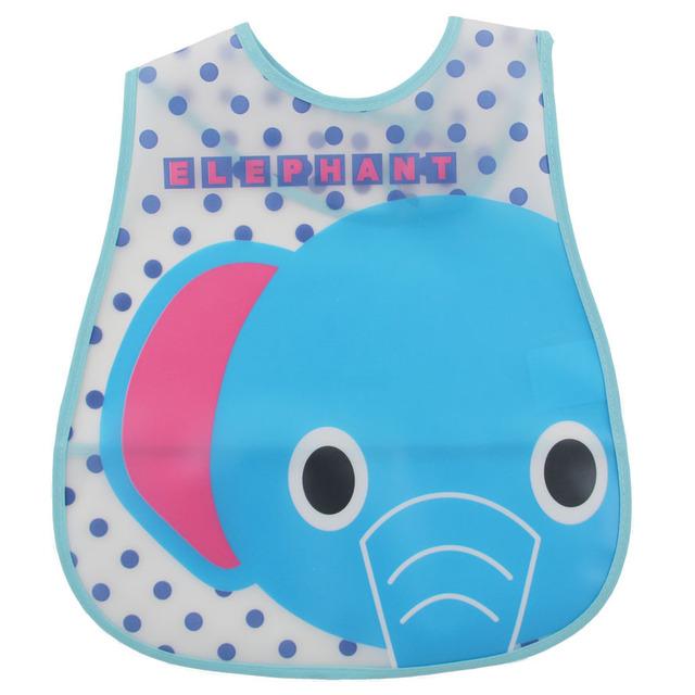 Cartoon Waterproof Baby Bib