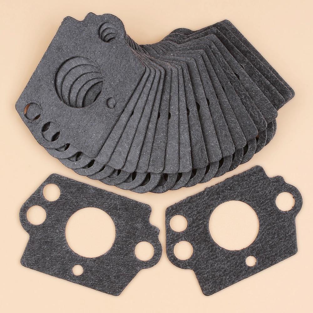 20 Carburetor Gasket Kit Fit STIHL 024 026 MS240 MS260 SH56 SH86 BG86 BR400 BR420 BR320 BR380 SR400 SR420 SR320 Chainsaw Blower