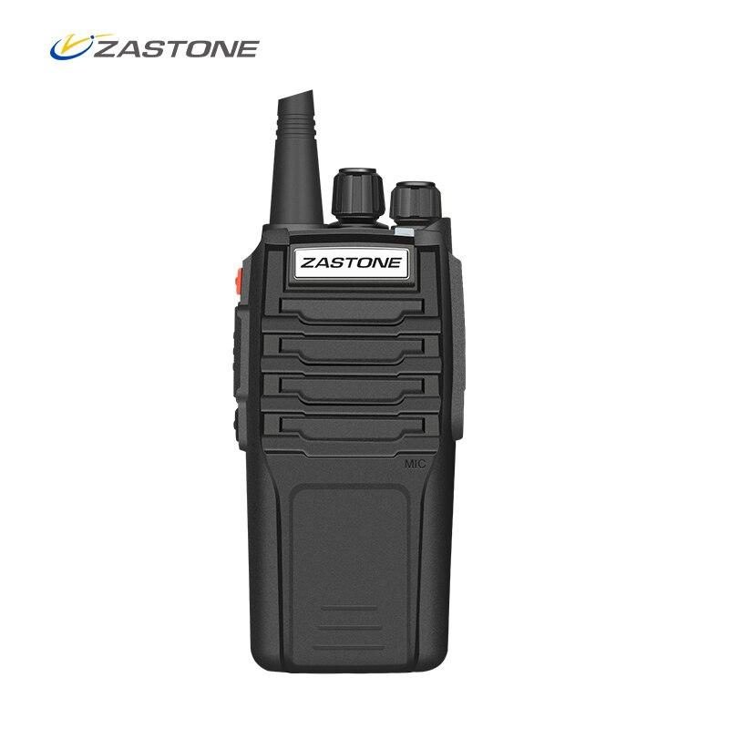Zastone A9 10 w Deux Way Radio VHF 136 ~ 174 mhz Talkie Walkie Émetteur-Récepteur De Poche CB Radio Portable Longue distance Comunicador