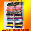 One size fit amost all cheaper price seat belt PRESS car buckle webbing belt nylon canvas belt for boy girls jeans Shipping free