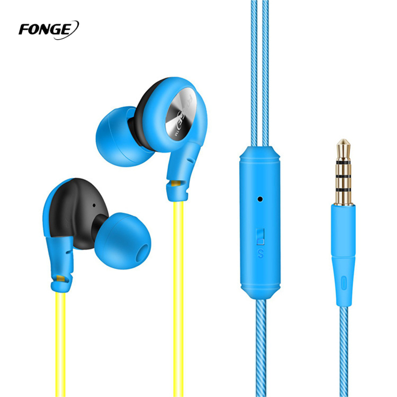Original Headphone Sport Earphone 3.5mm Earbuds For iphone Samsung Mobile Phone MP3 4 Stereo Earhook Headset Running Auriculares qkz c6 sport earphone running earphones waterproof mobile headset with microphone stereo mp3 earhook w1 for mp3 smart phones