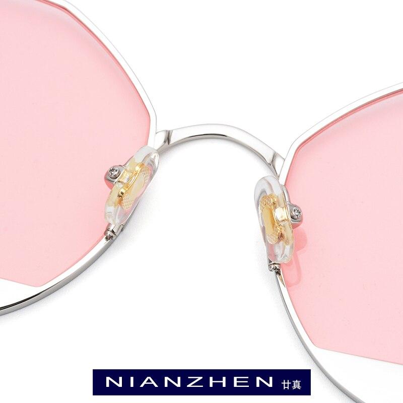 Pure Titanium Cat Eye Sunglasses Women Brand Designer 2019 Cateye Sun Glasses for Women Female Ultralight Mirrored Sunglass 101 in Women 39 s Sunglasses from Apparel Accessories