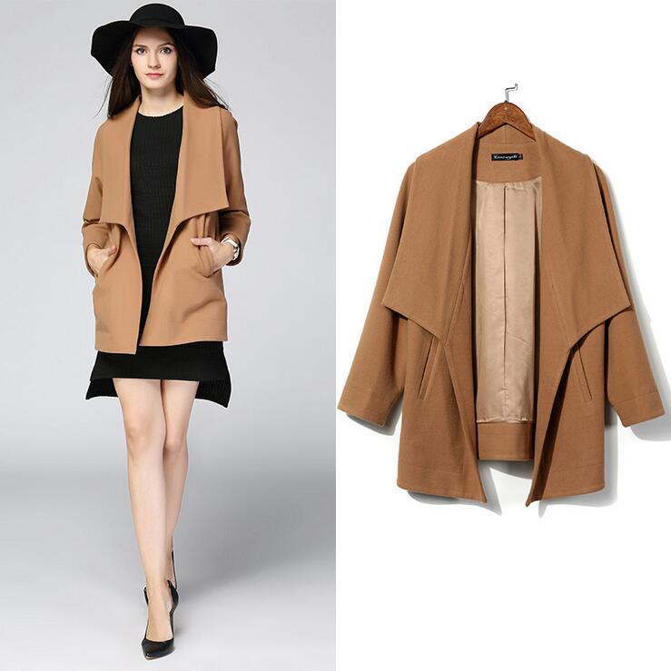 Popular Camel Colored Coat-Buy Cheap Camel Colored Coat lots from ...