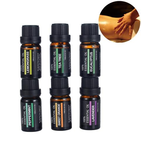 100% Pure Natural Essential Oils For Aromatic Aromatherapy Diffusers Aroma Oil Lavender Lemongrass Tree Natural Essential Oil Islamabad