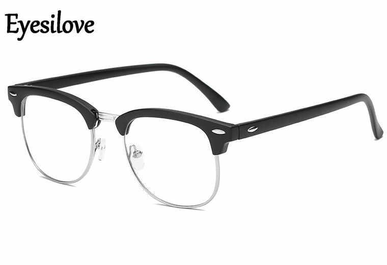 f8fb2ecf43 Eyesilove classic brand new reading glasses vintage women men plastic  reading eyeglasses lenses powers from +