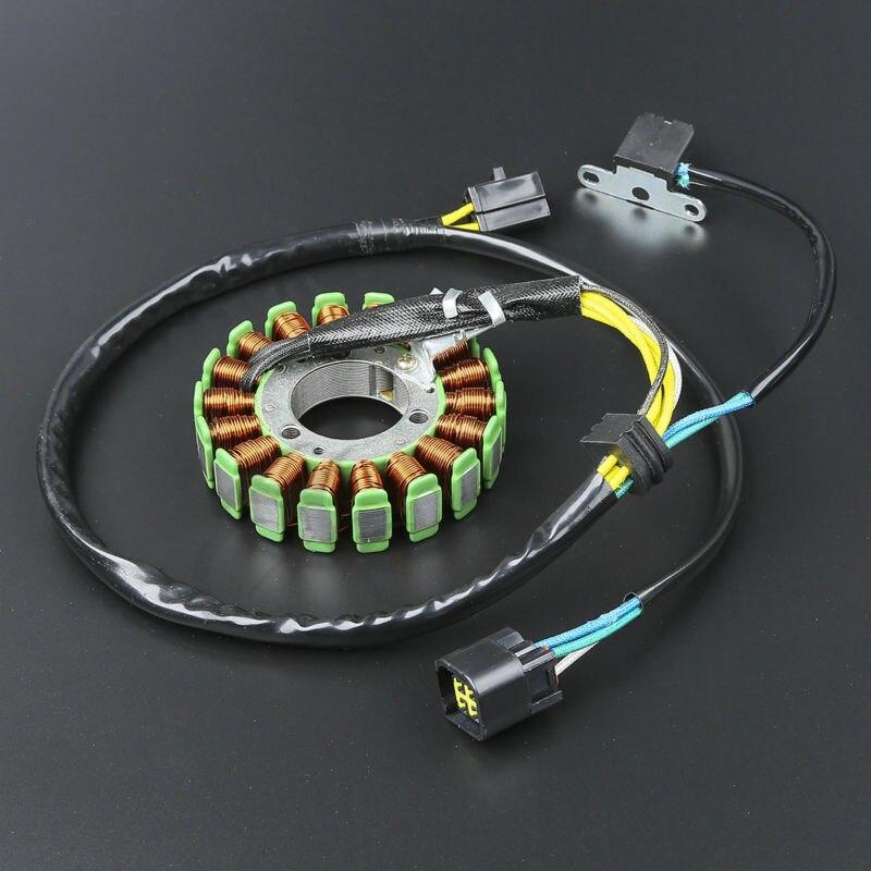 Высокая Выходная статора для Suzuki DR-Z 400 DRZ400 DRZ400S DRZ400E DRZ400SM S E SM SL