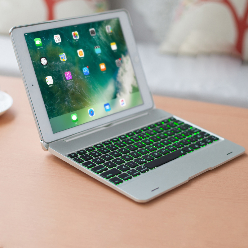2- backlit color For iPad Air 1 keyboard