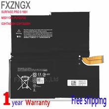 FXZNGX Surface Pro 3 Портативный компьютерная батарея для microsoft Surface Pro 3 1631 1577-9700 MS011301-PLP22T02 G3HTA005H G3HTA009H