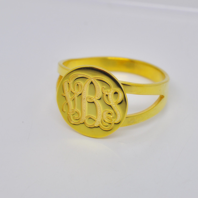 popular custom signet rings buy cheap custom signet rings