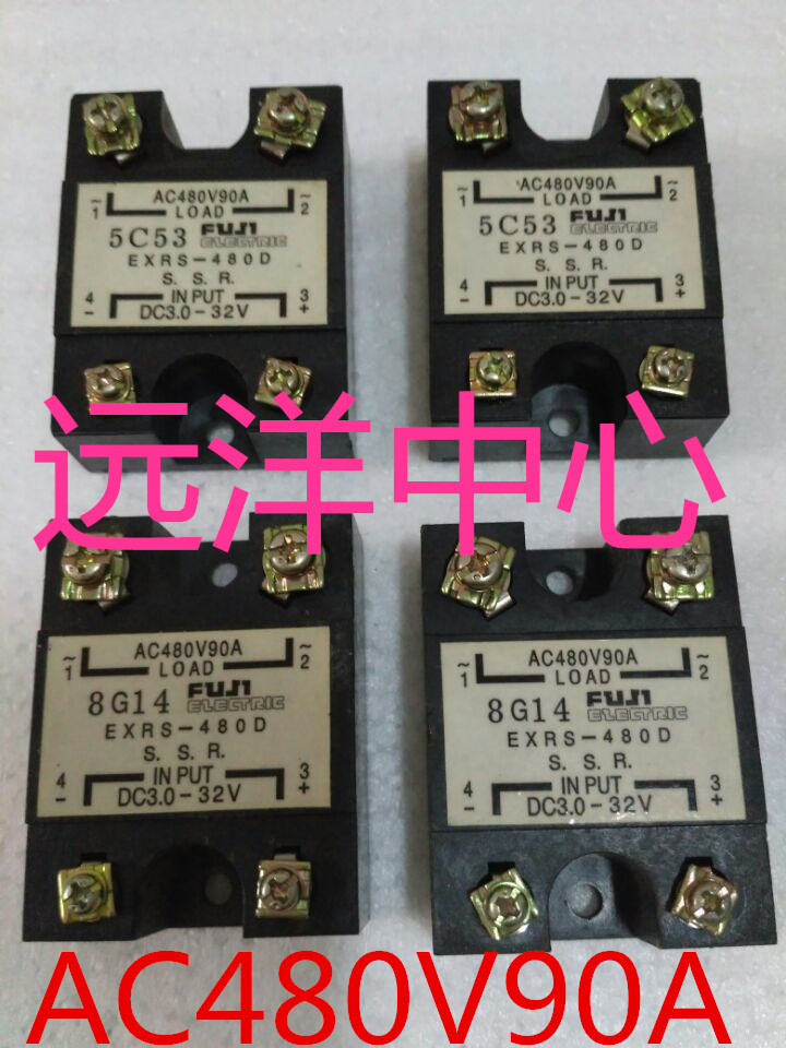 EXRS-480D DC3.0-32V AC480V90AEXRS-480D DC3.0-32V AC480V90A