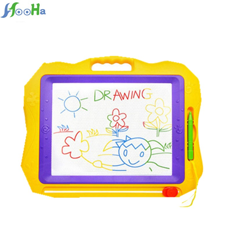 Color Over Size Magnetic Board Children S Educational Toys