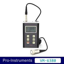Buy VM6380  Digital Vibration Meter 3-Axis Piezoelectric Accelerometer Sensor  Vibrometer Vibration Tester