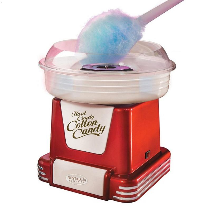 PCM 805 American dream home children cotton candy machine retro automatic electric cotton candy machine 1pc dream machine cd