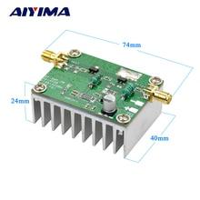UVF 42dB 1 Mhz-800 Mhz 433 Mhz RF Amplificador de potencia Lineal HF FM