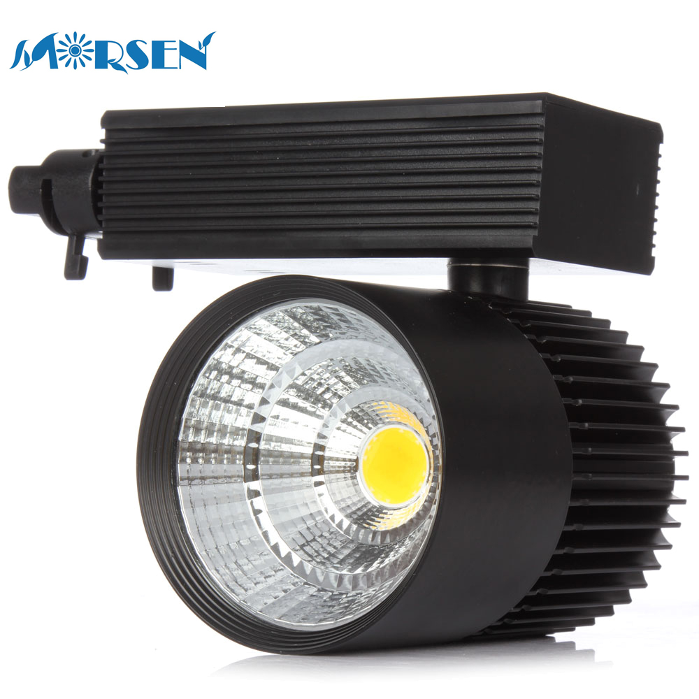LED Track Light 20W COB Ceiling Rail Lights For Pendant