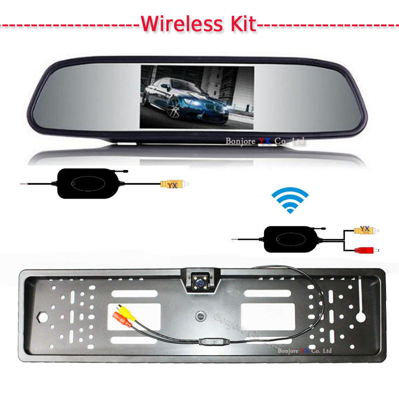 Wireless kit