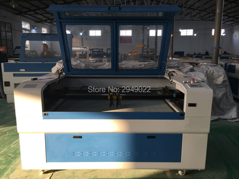 US $3950 0 |Cost effective Metal/wood/Acrylic cnc laser machine/marble  headstone 150W laser engraving machine-in Wood Routers from Tools on