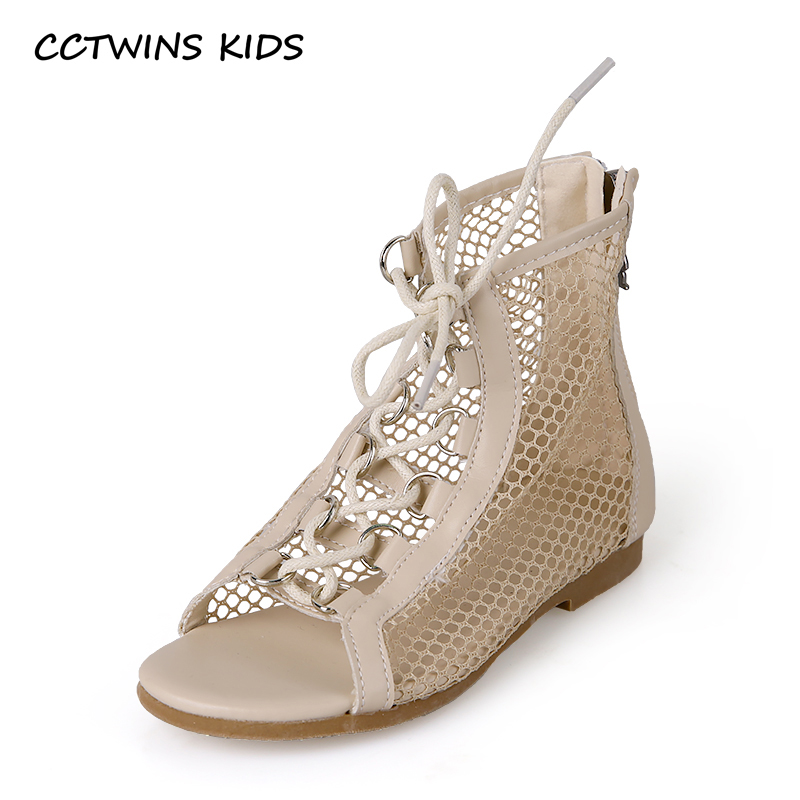 CCTWINS Kids Shoes 2019 Summer Girls Fashion Clearance Party Dress Shoe Toddler Children Flat ...