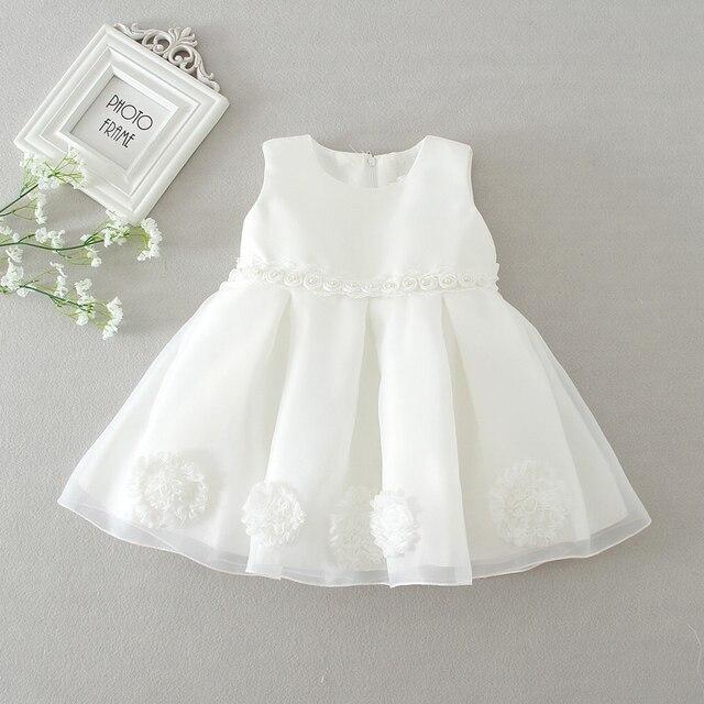 Sun Moon Kids Dress Девочка Hot Sweet Цветочный Шар платье Девочка Dress Лето Весна Sleevless Лук Dress Для дети