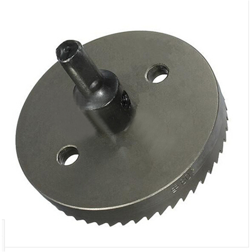 Hole Saw Tooth HSS Steel Hole Saw Drill Bit Cutter Tool for Metal Wood Alloy 80mm aluminum fuel gas cap anodized fit for ducati monster 696 796 1100 evo all years