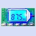 DSP PLL 87-108 MHz Módulo Transmissor FM Estéreo Digital de Microfone Sem Fio Digital Placa de Multi-função de Modulação de Frequência