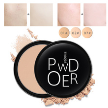 Natural Face Powder Mineral Foundations Oil-control Brighten Concealer Whitening Make Up Pressed Powder Finish Cosmetics