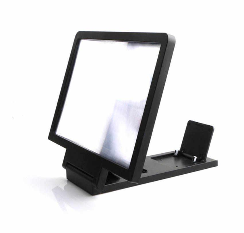 ¡Novedad! amplificador de pantalla para teléfono móvil, pantalla de protección para ojos, 3D amplificador de pantalla de video, soporte para tableta expansor plegable