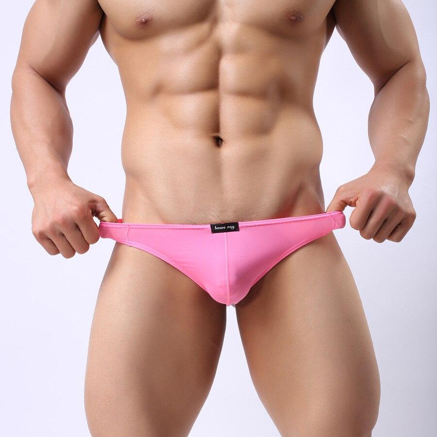 5pcs/lot mans Bikini underwear gay sexy underwear men sexy transparent G-string man jock ...