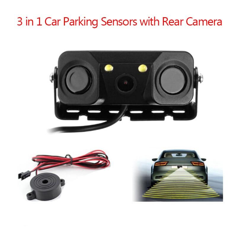 ANLUD PZ451 3 in 1 артқы камерасы бар - Автомобиль электроникасы - фото 3