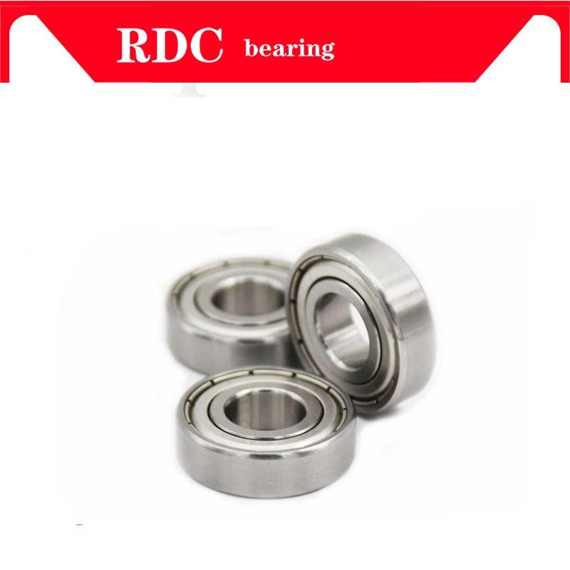 6x12x4 mm 10 PCS MR126ZZ Metal Double Shielded High Precision Ball Bearing