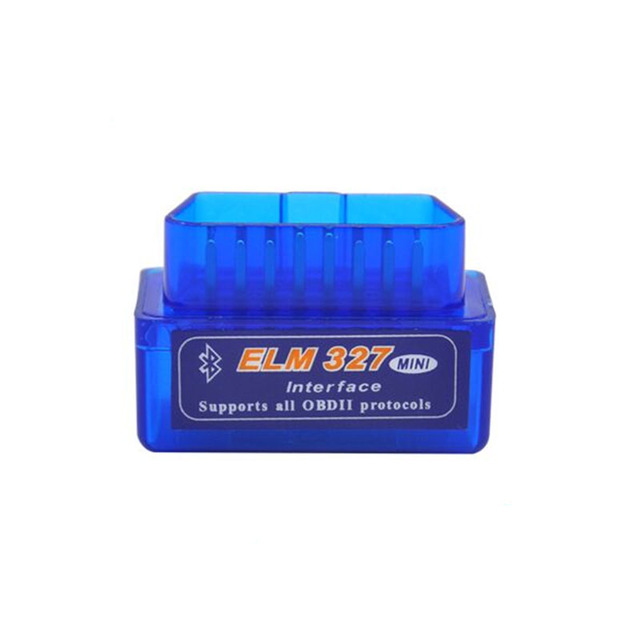 Mini V 2.1 ELM327 OBD2 Bluetooth Adapter ELM 327 V2.1 V1.5 OBD2 OBDII Scanner Diagnostic Scan Tool Car Code Reader OBDII ELM327