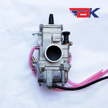 Mikuni Geniune TM 36mm 36 mm Flat Slide Smoothbore Carb Carburetor TM36-2