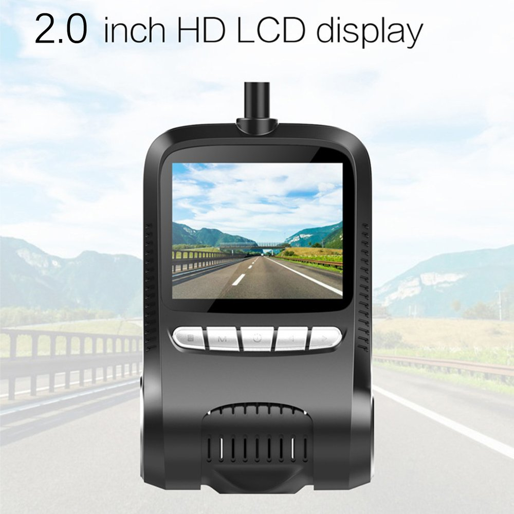 Small Eye Dash Cam Car DVR Recorder Camera with Wifi Full HD 1080p Wide Angle Lens G Sensor Night Vision Dash Cam iroad dash cam v9