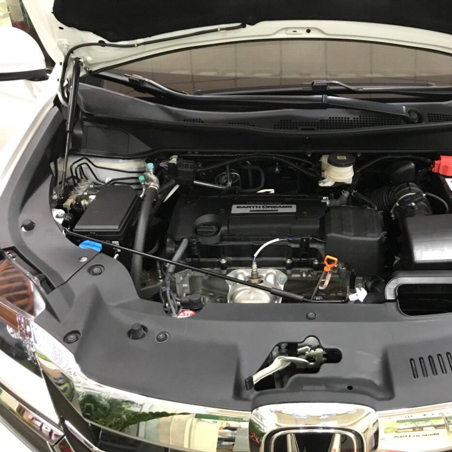JY 2PCS Hood Damper Lift Strut Support Rod Hydraulic Hood Jackstay Car Accessories For Honda ODYSSEY