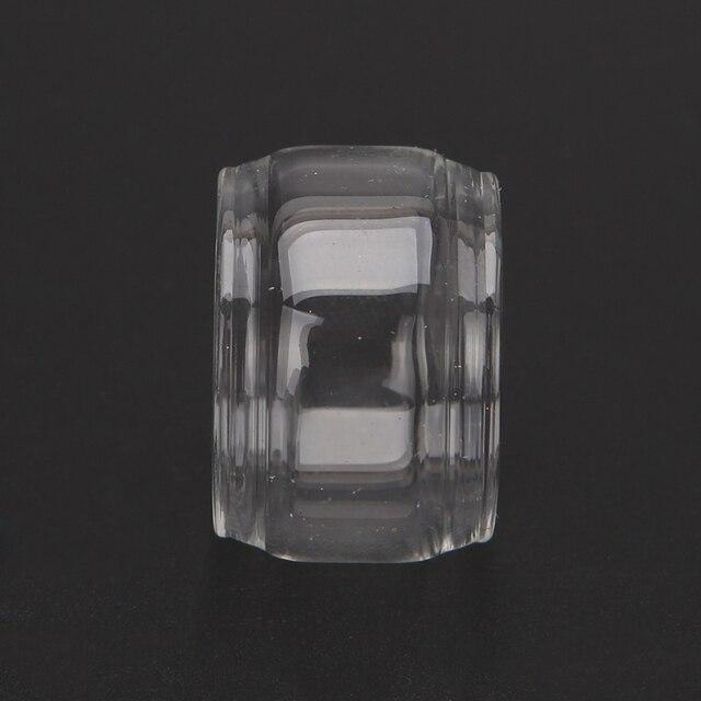 New Glass Tube Replacement For Augvape Merlin Mini RTA Atomizer E-Cigarette Tank Electronic Cigarette Atomizers
