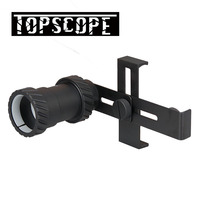 New Tactical Black Rile Scope Mount For Camera For Hunting Shooting Hunting Accessory