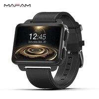 MAFAM DM99 Смарт часы Wifi gps 1 ГБ + 16 ГБ телефон часы водостойкие Bluetooth Smartwatch Браслет спортивные наручные часы
