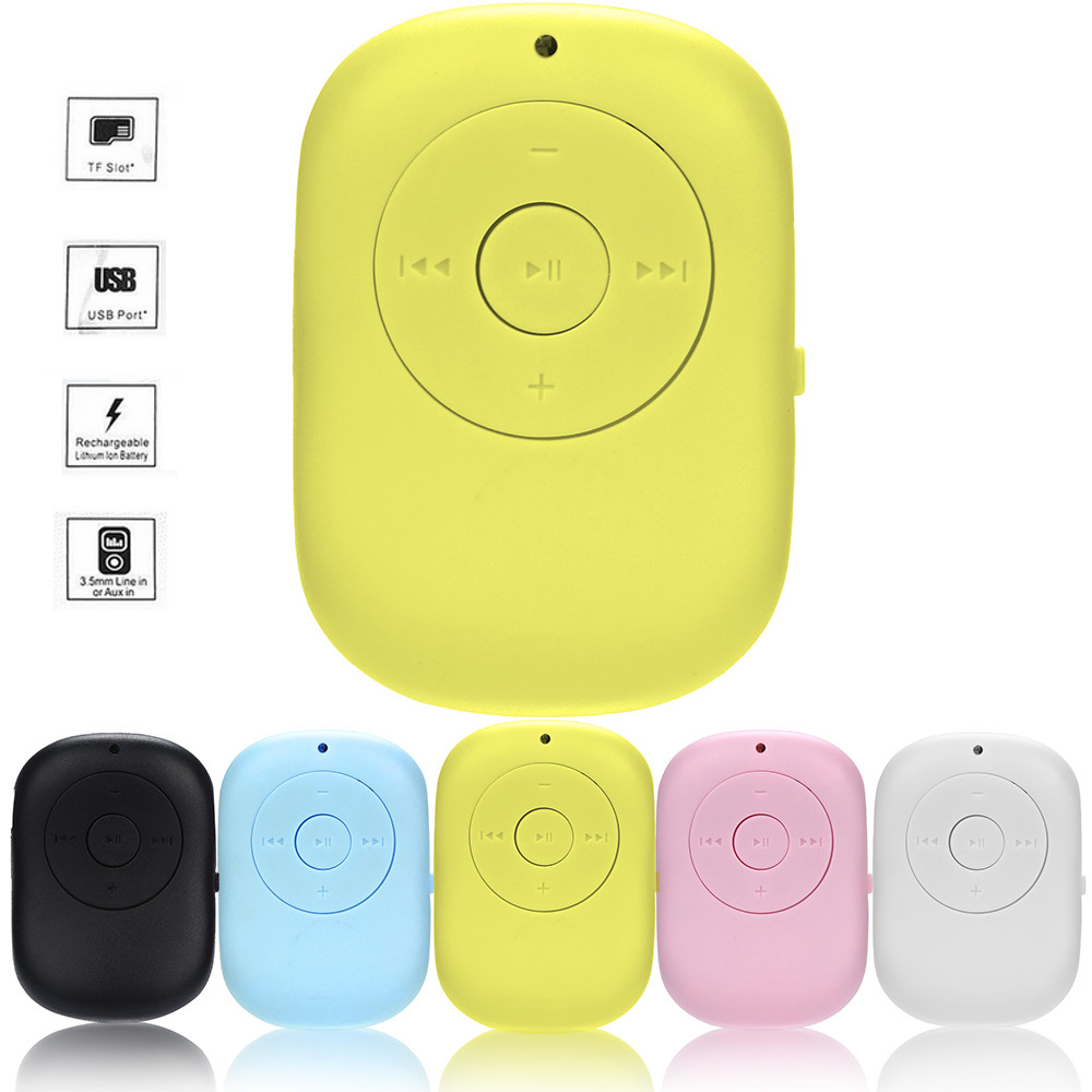 Portable Mini USB MP3 Player Support Micro SD TF Card 32GB S