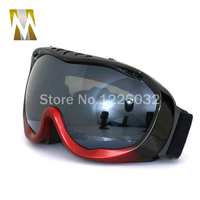 Skate Goggles Motocross Glasses Anti-fog Ski goggle Snowboard googles Off-Road Smoke Lens Goggles winter goggles