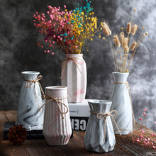 Origami Ceramic Vases Tabletop flower Vase Home Decoration vase Fashion Modern european style Flower vase Household Decoration цена