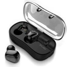 D900P Novas Verdadeiros Gêmeos Sem Fio sílaba Bluetooth V5.0 Telefone TWS Unidade de Trabalho Dupla fone de Ouvido Fone de Ouvido Com Microfone Fone de Ouvido Estéreo de Esportes