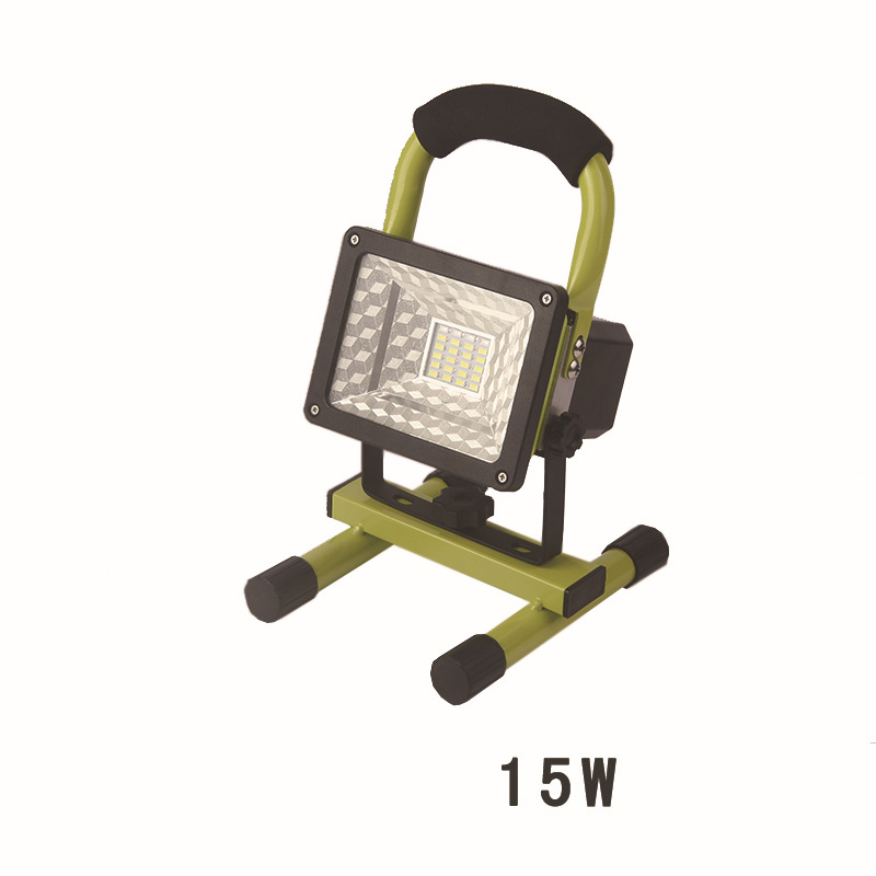 Led Charging Light Portable Camping Emergency Lamp Square Patch High Power Multifunctional Outdoor Working Lamp