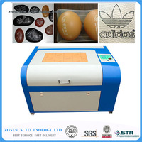 110 220V 50W 400 600mm Mini CO2 Laser Engraver Engraving Cutting Machine 4060 Laser With USB