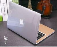 Kristall Klare Laptop Harte Fall Abdeckung für Macbook Air 11