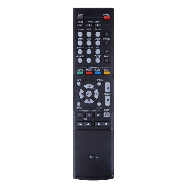 Controle remoto de substituição para denon AVR X4100W RC 1196 AVR 1622 AVR X1010 AVR X500 AVR 2112CI AVR E40 RC 1167 receptor av