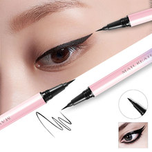 1Pcs Black Long Lasting Eye Liner Pencil Waterproof Eyeliner Smudge-Proof Cosmetic Beauty Makeup Liquid Glitter new 1 pcs black long lasting eye liner pencil waterproof eyeliner smudge proof cosmetic beauty makeup liquid eyeliner pen tools