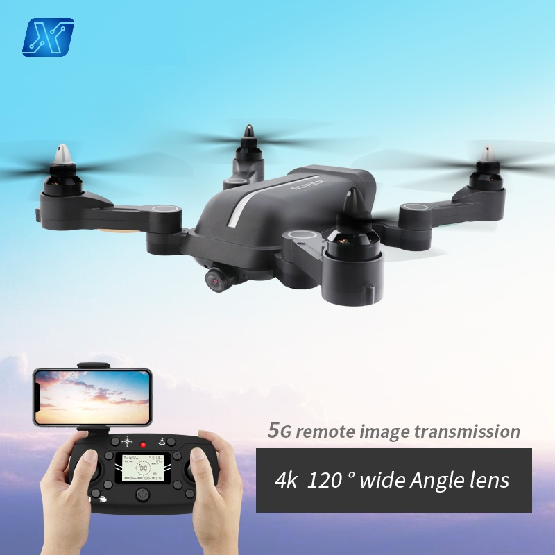 1080P 120°Wide-Angle 5G GPS Aititude Hold RC Quadrocopter Foldable Selfie Drone