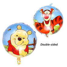 Winnie The Pooh Baby Shower Foil Balloons