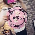 Cute Singer Shoulder Bags  Hat Crossbody Bags Flowers Printing Handbags Women  Casual Multifunctional bag