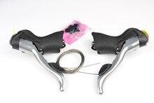 Shimano Tiagra 4600 рычаг переключения 2*10 s 20 s переключатели дорожный велосипед для тура и расслабляющий велосипед компонентов части